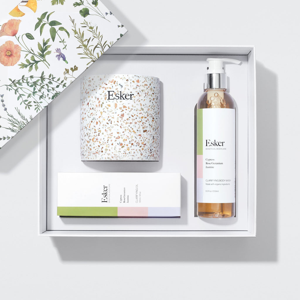 Clarifying Bath Kit - Esker