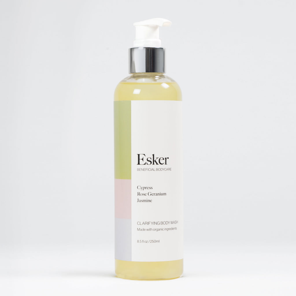 Clarifying Body Wash - Esker
