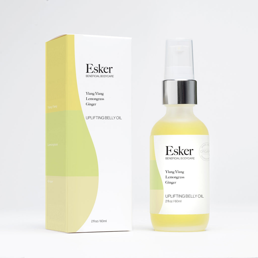 Uplifting Belly Oil - Esker