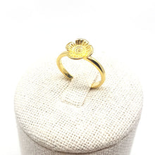 Poppy Ring - Gold Plated