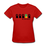 Be Different Women's T-Shirt - red