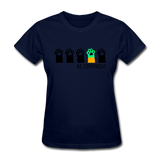 Be Different Women's T-Shirt - navy