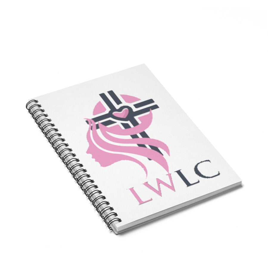 LWLC Spiral Notebook - Ruled Line