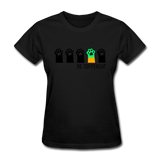 Be Different Women's T-Shirt - black