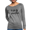 Fur Mama - heather gray