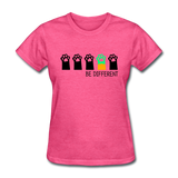 Be Different Women's T-Shirt - heather pink