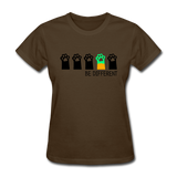 Be Different Women's T-Shirt - brown