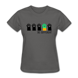 Be Different Women's T-Shirt - charcoal