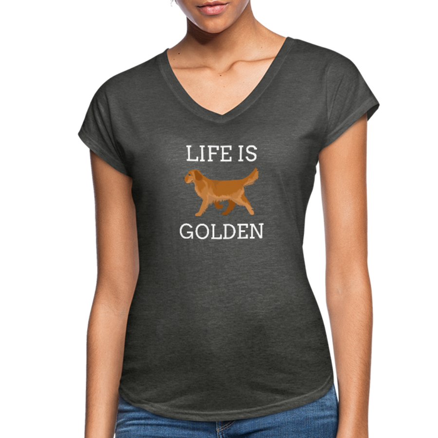 Life Is Golden - black