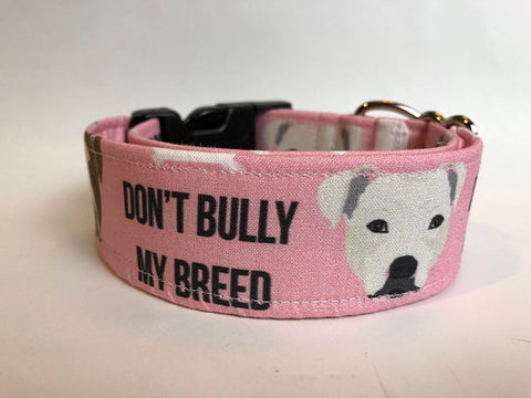 Don't Bully My Breed in Pink