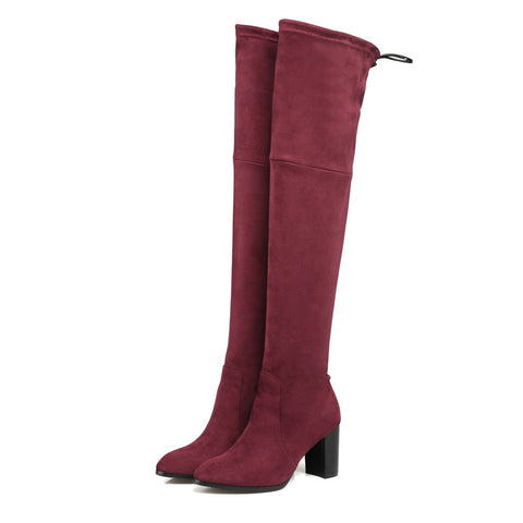 Knee High Boots ( Multi Colors )