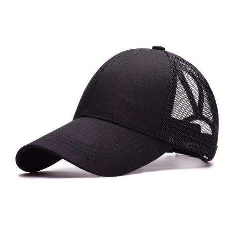 Ponytail Hair Baseball Cap
