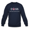 Dogs ( because people suck ) - navy