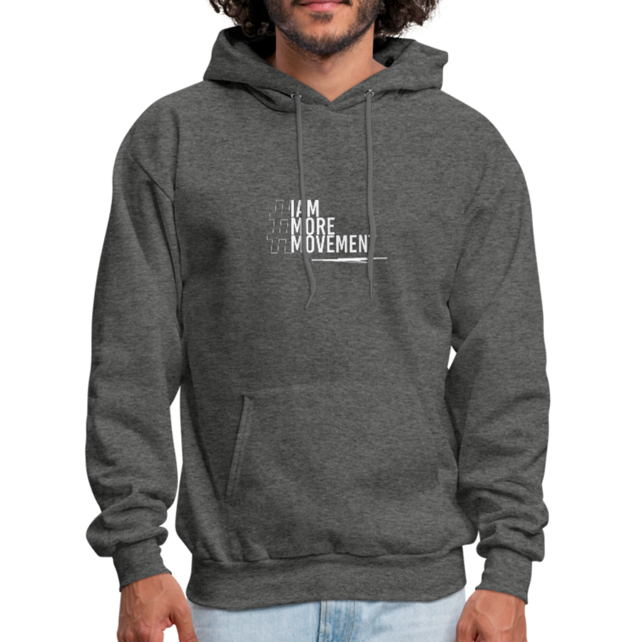 I Am More Men's Hoodie