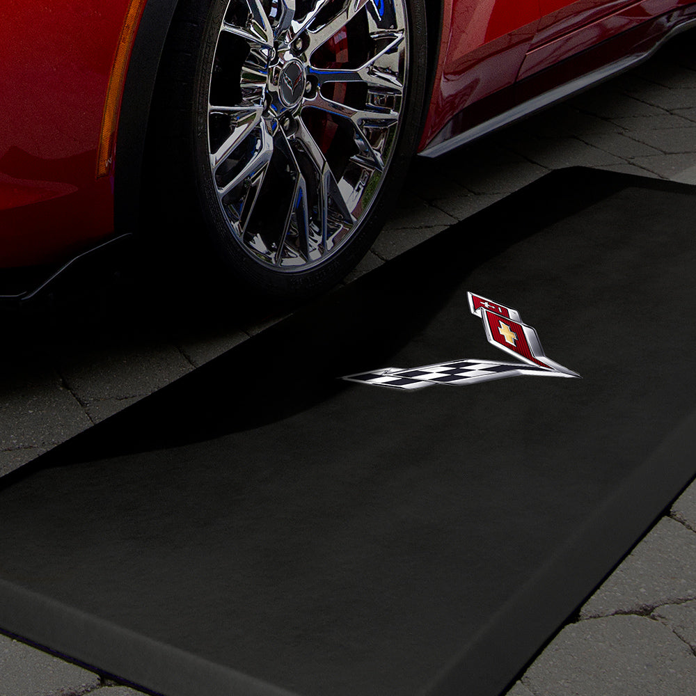 Smart Step Premium Performance Anti-Fatigue Mats for the Auto Enthusiast