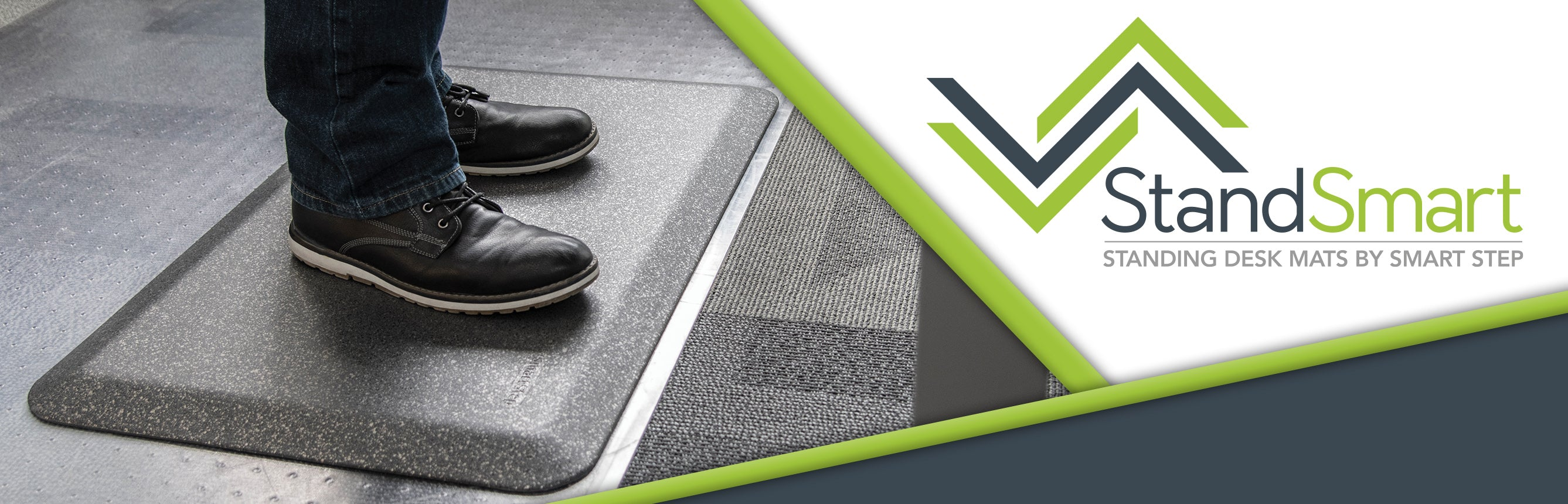 Stand Smart - Standing Desk Mats by Smart Step