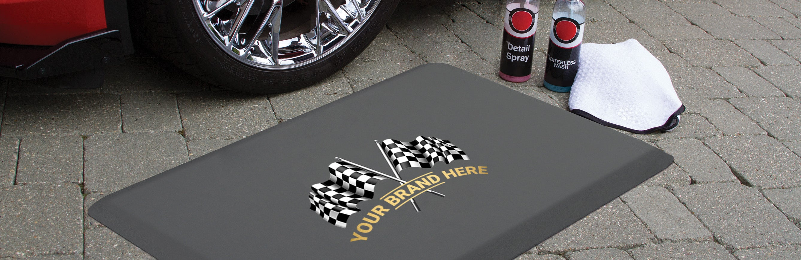 Customize Our Smart Step Premium Performance Mats With Your Brand