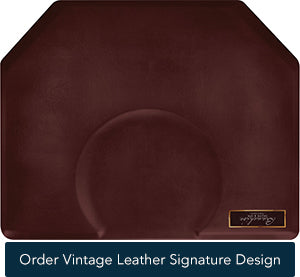 Click to Order Vintage Leather Signature Design
