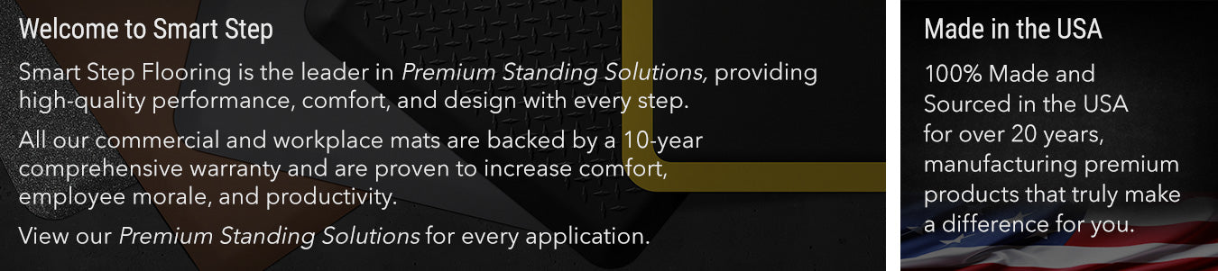 Welcome to Smart Step Flooring