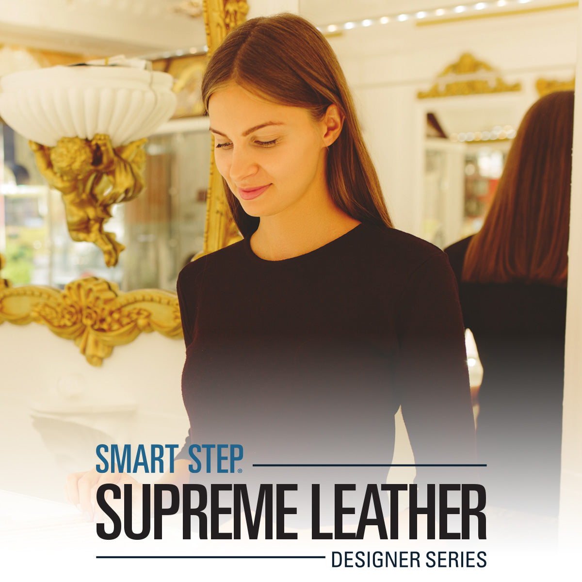 Smart Step Supreme Leather