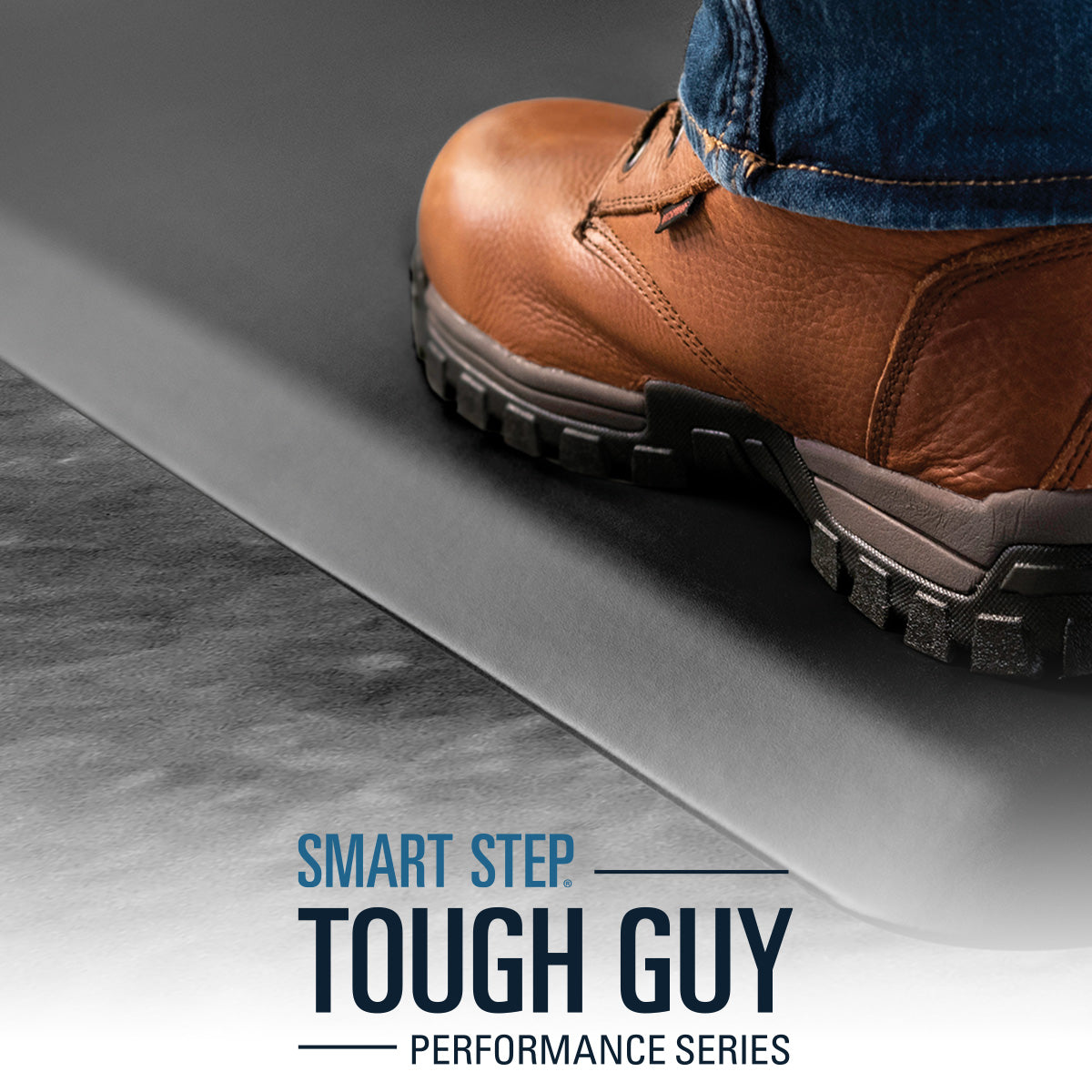 Smart Step Tough Guy