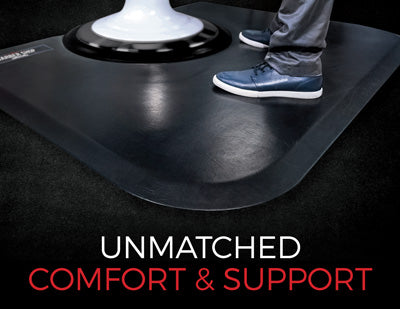 Unmatched Comfort & Support