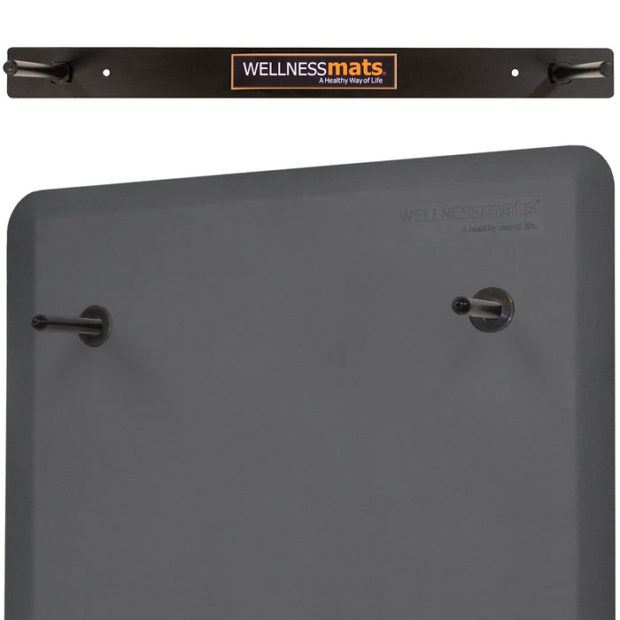 FitnessMats Wall Mounted Bracket