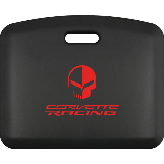 Smart Step Premium Standing Solution w/ Corvette Racing Red Jake Logo (multiple sizes & colors)