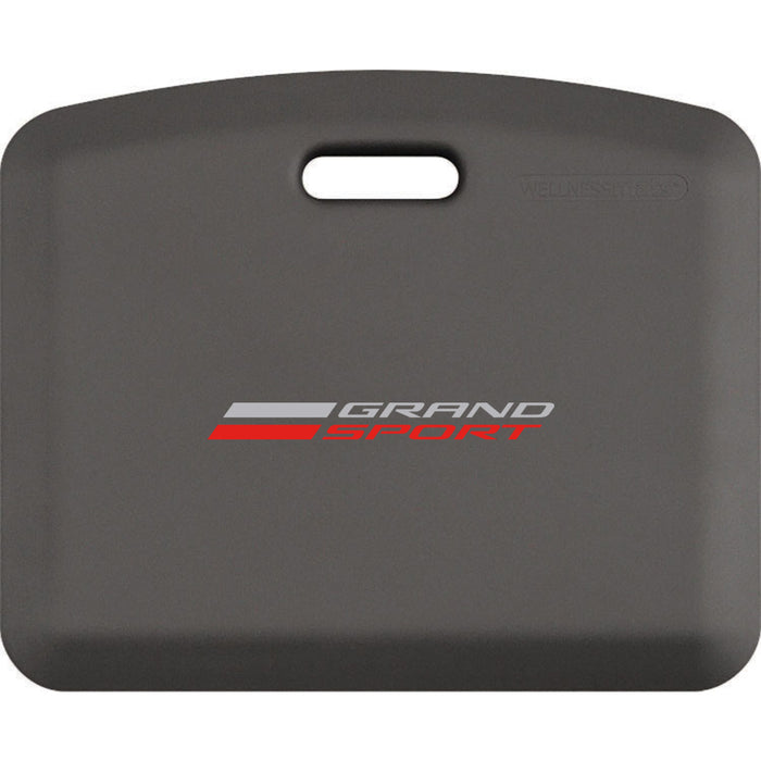 Smart Step Premium Standing Solution w/ Corvette Grand Sport Logo (multiple sizes & colors)