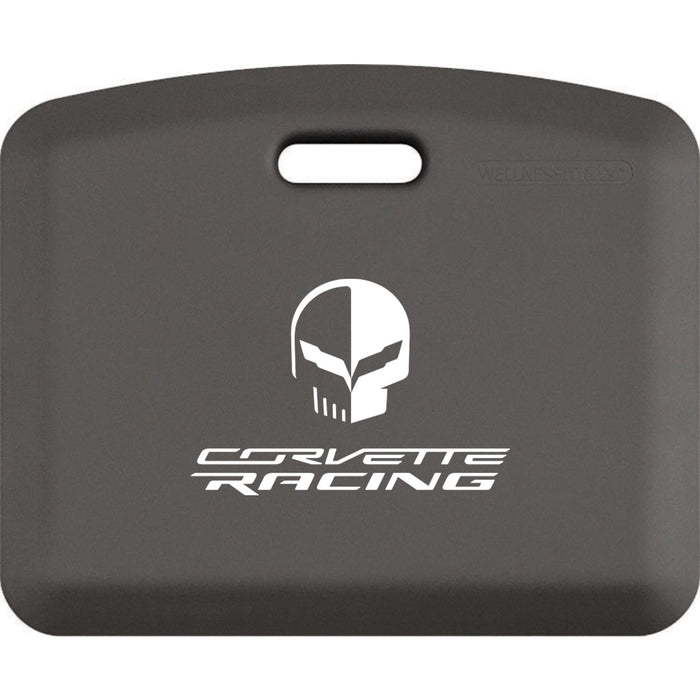 Smart Step Premium Standing Solution w/ Corvette Racing White Jake Logo (multiple sizes & colors)