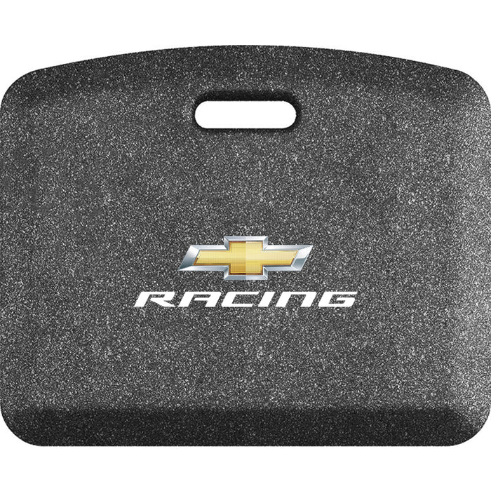 Smart Step Premium Standing Solution w/ Chevrolet Racing Logo - Mosaic Steel