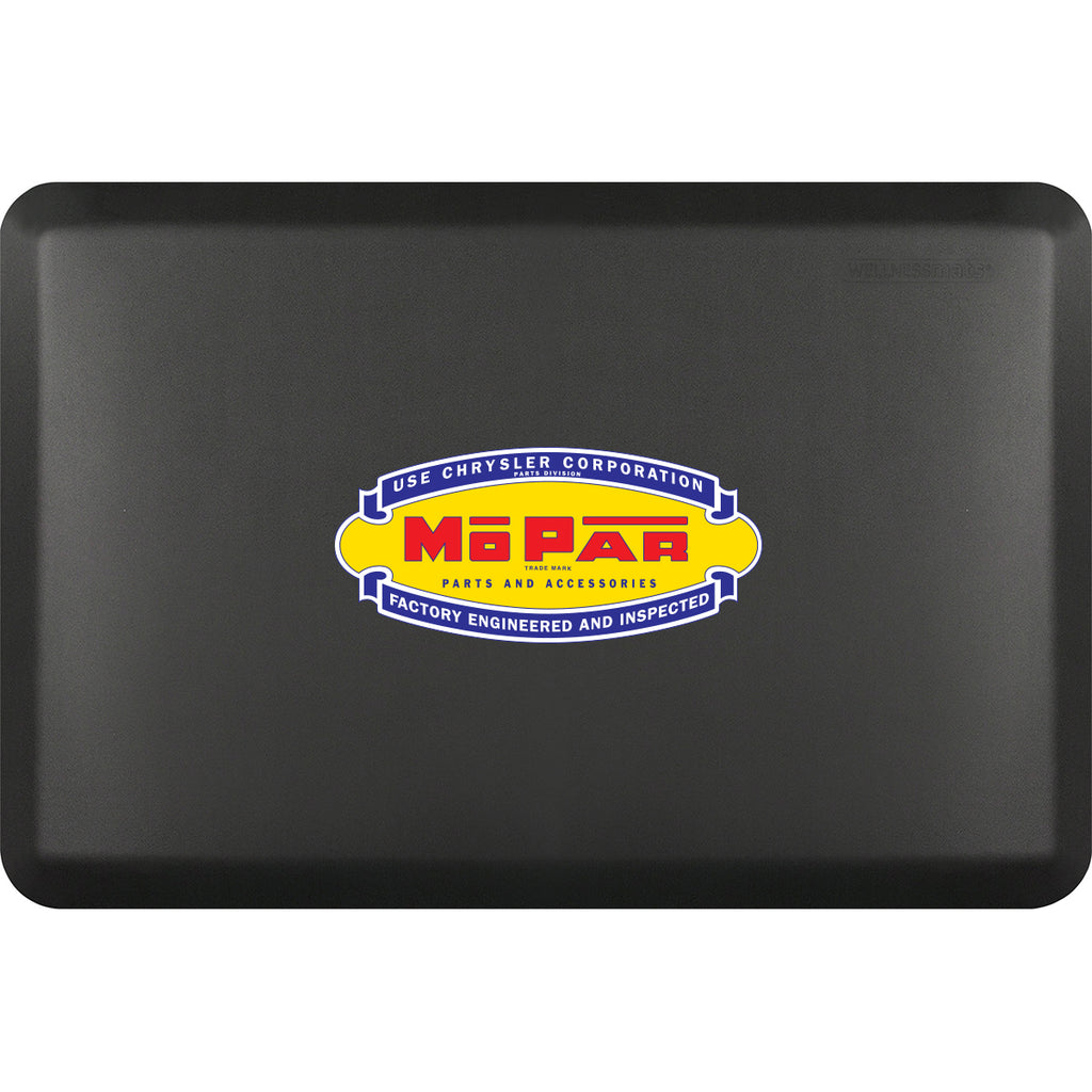 Smart Step Premium Standing Solution w/ Mopar Parts Division Logo (multiple sizes & colors)