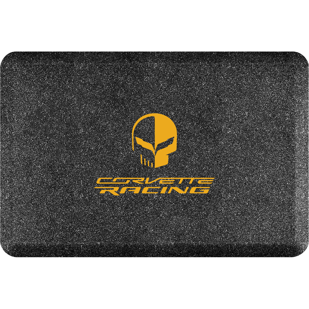Smart Step Premium Standing Solution w/ Corvette Racing Yellow Jake Logo (multiple sizes & colors)
