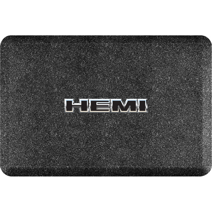Smart Step Premium Standing Solution w/ HEMI Chrome Logo (multiple sizes & colors)