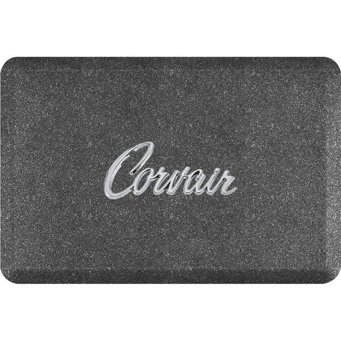 Smart Step Premium Standing Solution w/ Corvair Logo - Mosaic Steel