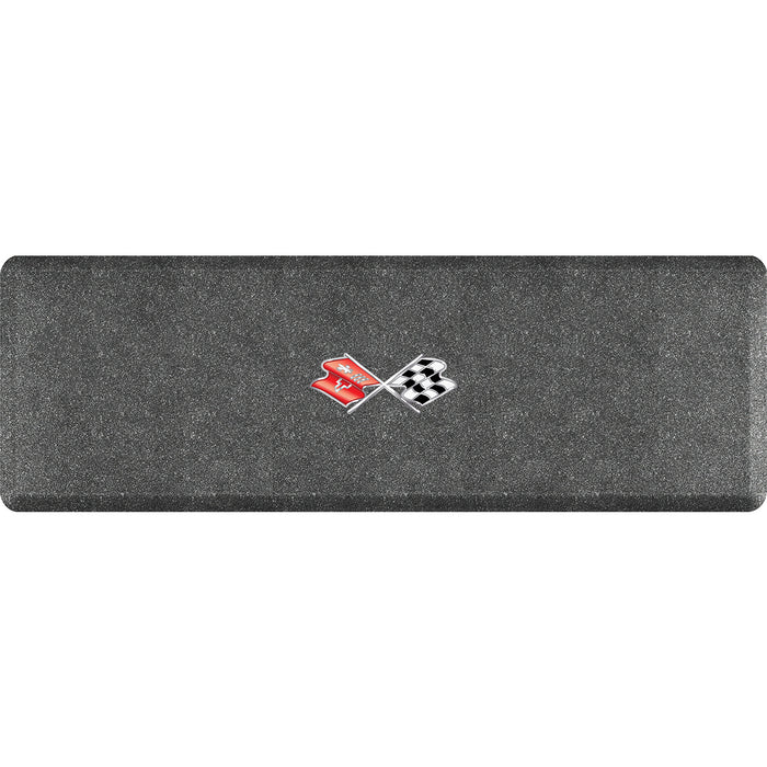 Smart Step Premium Standing Solution w/ C3 Crossflags Logo (multiple sizes & colors)