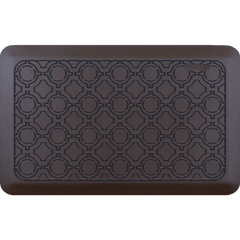 "Moroccan 3/4"" Anti-Fatigue Mat - Select Series - SmartStepFlooring"