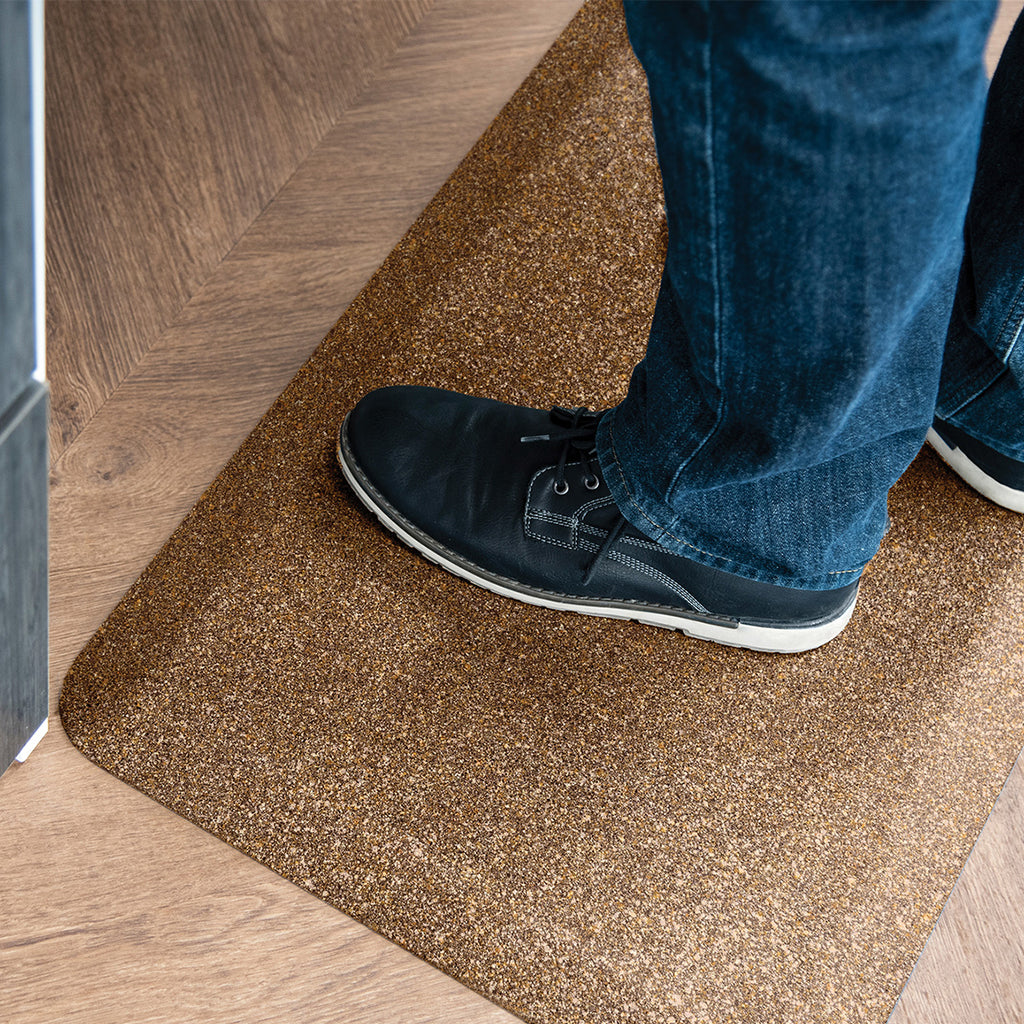 Smart Step Stand Smart Standing Desk Mat - Mosaic Copper