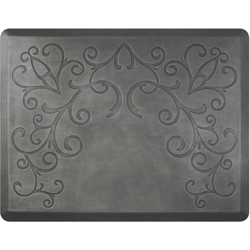 "Estates Collection - Decorative 3/4"" Dye-Washed Anti-Fatigue Mat - SmartStepFlooring"