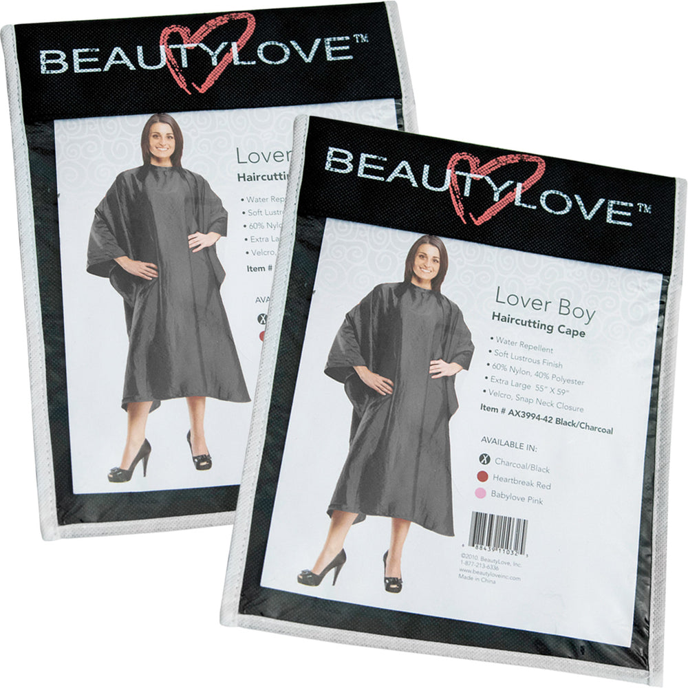 Set of 2 BeautyLove™ Capes