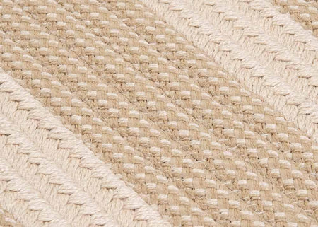 Boat House BT99 Natural Braided Indoor Outdoor Rug by Colonial Mills - Select Area Rugs