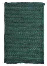 Simple Chenille M603 Dark Green Kids Rug by Colonial Mills