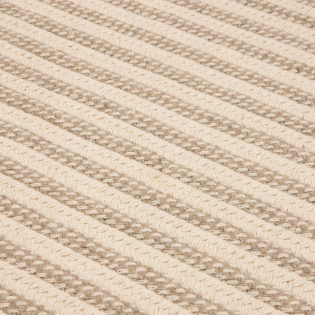 Woodland Rect OL13 Natural Braided Wool Rug by Colonial Mills - Select Area Rugs