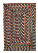 Ridgevale RV90 Classic Medley Braided Wool Rug by Colonial Mills