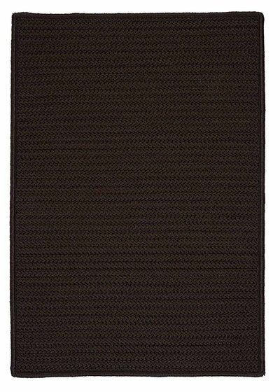 Simply Home Solid H413 Mink Indoor/Outdoor Ultra Durable Rug by Colonial Mills