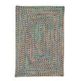 Kicks Cove R-KC47 Bright Braided Rug by Colonial Mills
