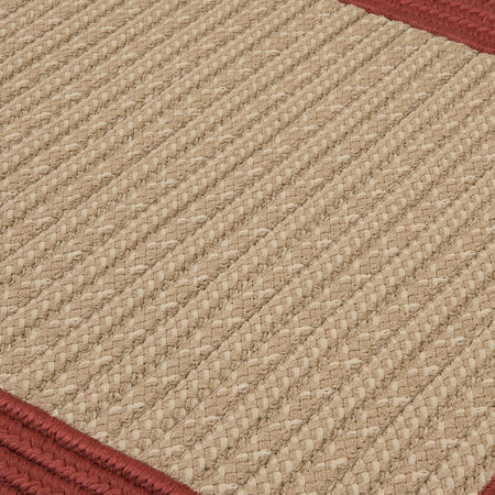 Bayswater BY73 Brick Braided Rug by Colonial Mills - Select Area Rugs