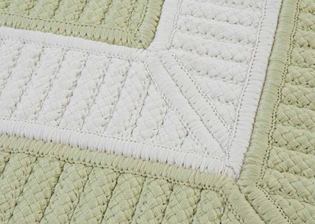 Rope Walk CB96 Celery Braided Rug by Colonial Mills - Rug