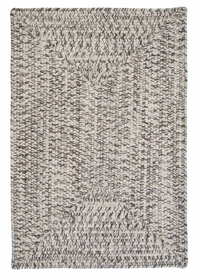 Corsica CC19 Silver Shimmer Indoor/Outdoor Rug by Colonial Mills
