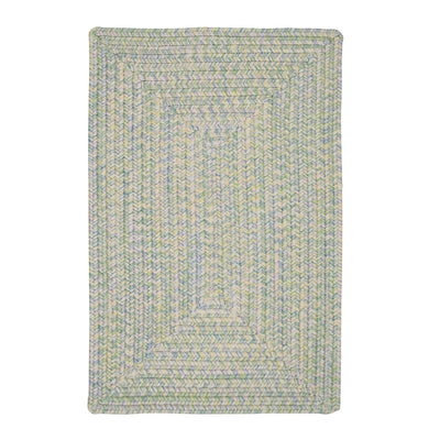 Kicks Cove R-KC27 Pastel Braided Rug by Colonial Mills